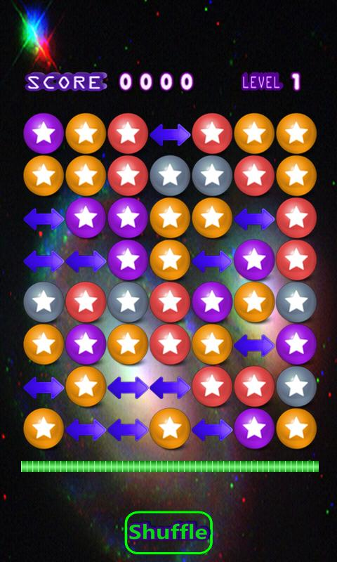 Star Ball Game - screenshot
