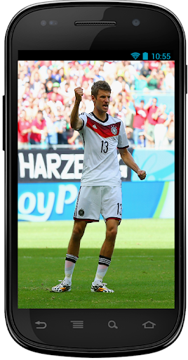 Thomas Muller HD Wallpapers