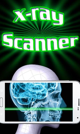 X-Ray Scanner Simlator Prank