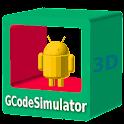 GCodeSimulator - 3D Printing icon