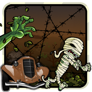 Run 'em over (ram the zombies) for PC and MAC