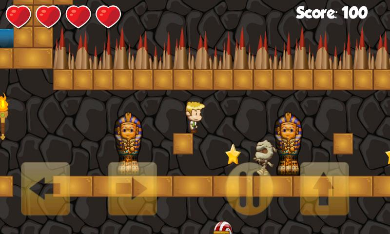 Mummy Boy- screenshot