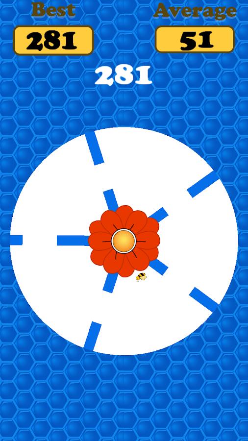 Mr Bumble Flap - screenshot