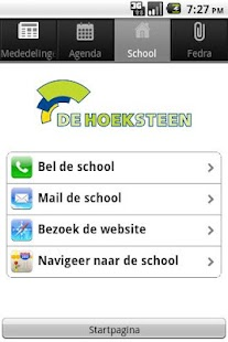 De Hoeksteen- screenshot thumbnail