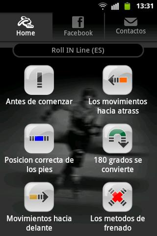 Roll IN Line ES