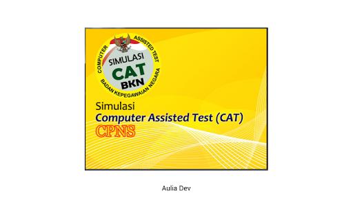 Simulasi CAT CPNS 2014