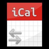 iCal Import/Export CalDAV