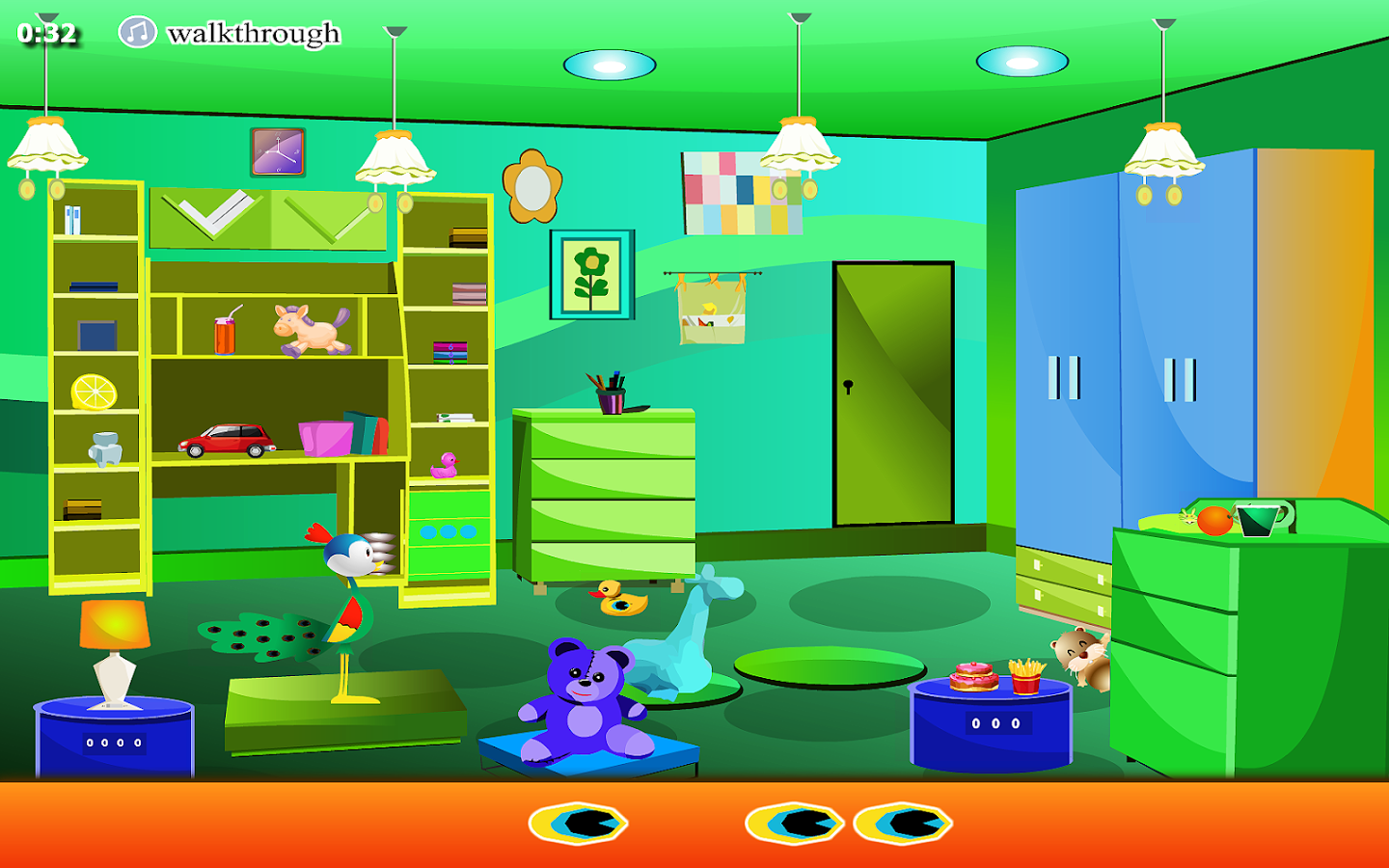 Child Play Room Escape Games- screenshot