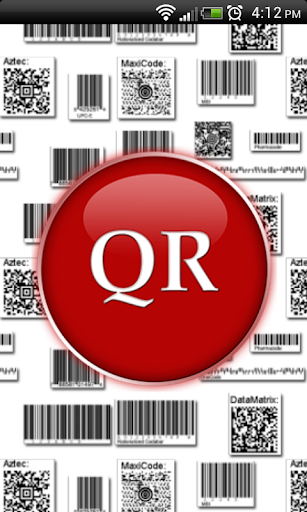 QR and Bar code scanner