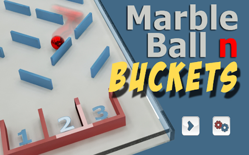 Marble Ball n Bucket FREE