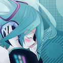 Dekme Anime Radio - Miku dance icon
