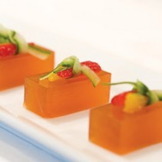Pimm's No. 1 Cup Jelly Shots.