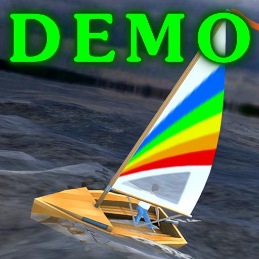 Sailing simulation ANIMATION