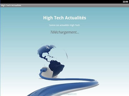 High Tech Actualités- screenshot thumbnail