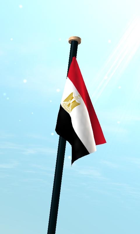 Egypt flag 3d free wallpaper android apps on google play for 3d wallpaper for home egypt