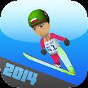 Sochi Ski Jumping 3D Sport VIP icon
