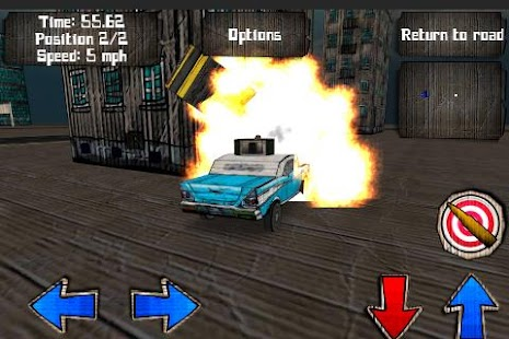 Cars And Guns 3D- screenshot thumbnail