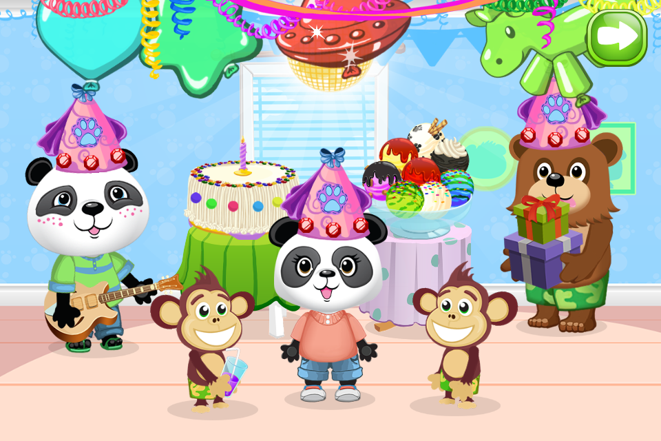 Lola's ABC Party- screenshot