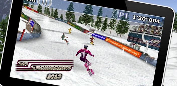 Ski & Snowboard 2013