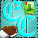 Go Contacts ElectricCyan- Free icon