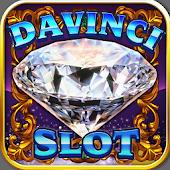Slot Diamonds of DaVinci Code