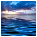 Blue Water Wallpaper Free icon