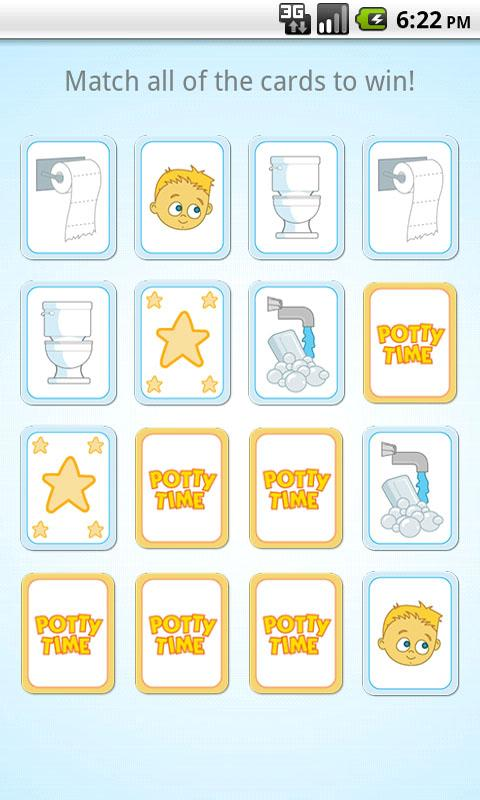Potty Time- screenshot