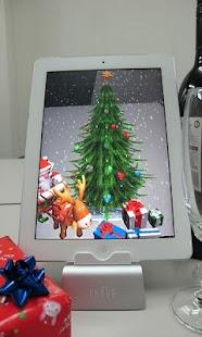 Christmas on your desk AR- screenshot thumbnail