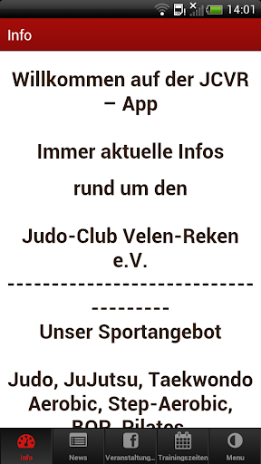 【免費運動App】JCVR1987-APP點子