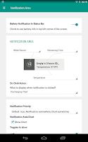 Screenshot of Battery Widget Reborn (Free)
