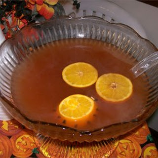 Warm and Spicy Autumn Punch.