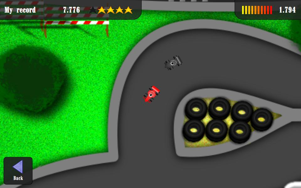 Finger Racing- screenshot