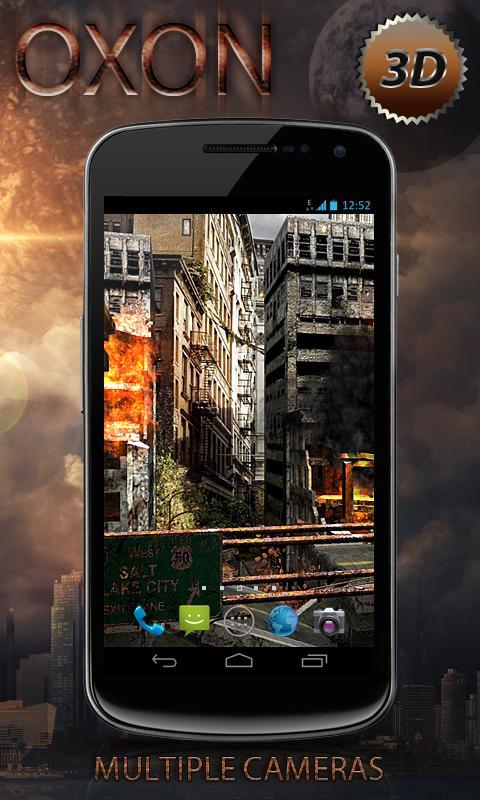 Apocalypse Free 3D LWP - screenshot