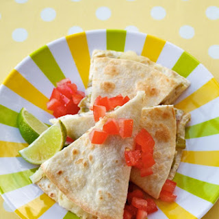 Ranch Baked Quesadillas.