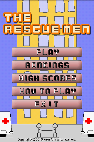 The Rescue Men - screenshot