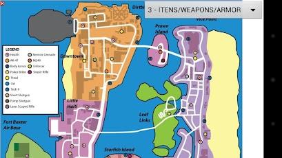 Gta Vice City Map Of Properties To Buy