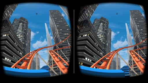VR Roller Coaster 2.0.7 screenshots 5