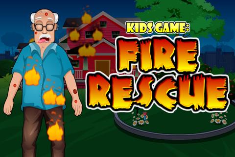 Kids Game : Fire Rescue