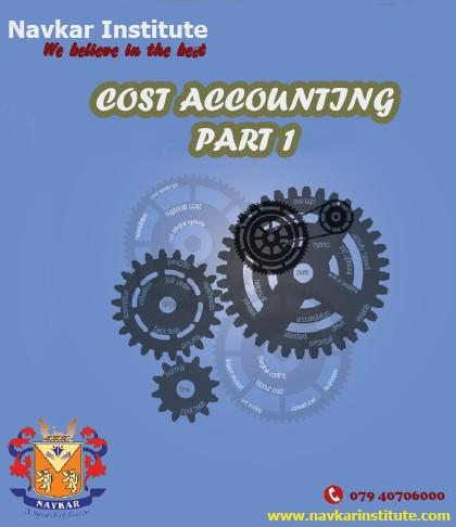 CA IPCC COST ACCOUNTING P-1