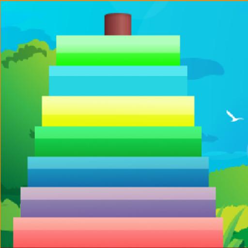 解謎必備App|TowersOfHanoi LOGO-綠色工廠好玩App