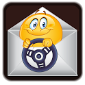 Safe Driving Text Machine icon