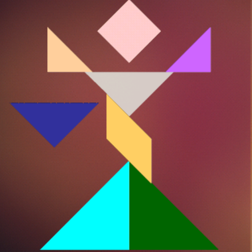 Tangram Pattern