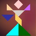 Tangram Pattern logo