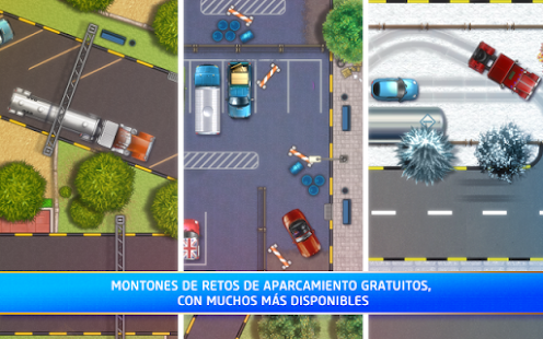 Parking Mania: miniatura de captura de pantalla