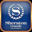 Sheraton Grande WALKERHILL logo
