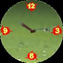 Zombie Clock Reloj