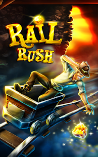 Rail Rush - screenshot thumbnail