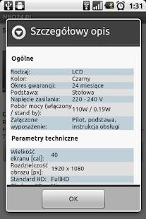NEO24.PL - aktualna oferta - screenshot thumbnail
