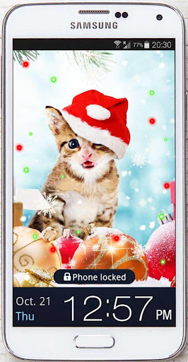 Kitten Christmas Songs LWP