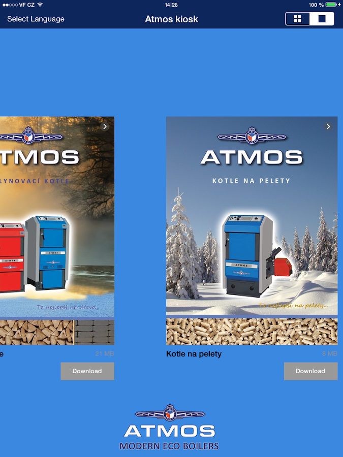 Atmos Boilers- screenshot